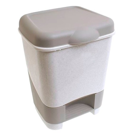 контейнер педальный для мусора 20л