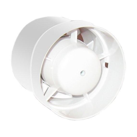 вентилятор вытяжной осевой канальный 100мм profit 4 белый, era вытяжной вентилятор pax norte 4