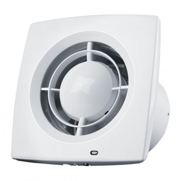 вентилятор вытяжной осевой накладной 100мм полярис 100 белый, рвс вытяжной вентилятор pax norte 4