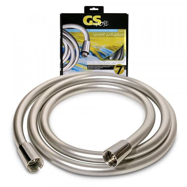 шланг для душа gshose silver-shiny 1,6 м gla-1 виниловый