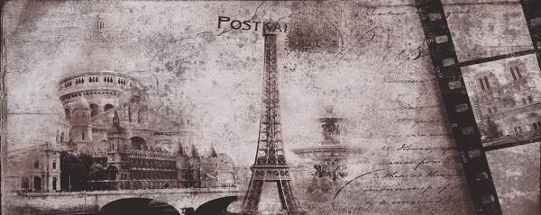 декор postcard grey 3 20х50