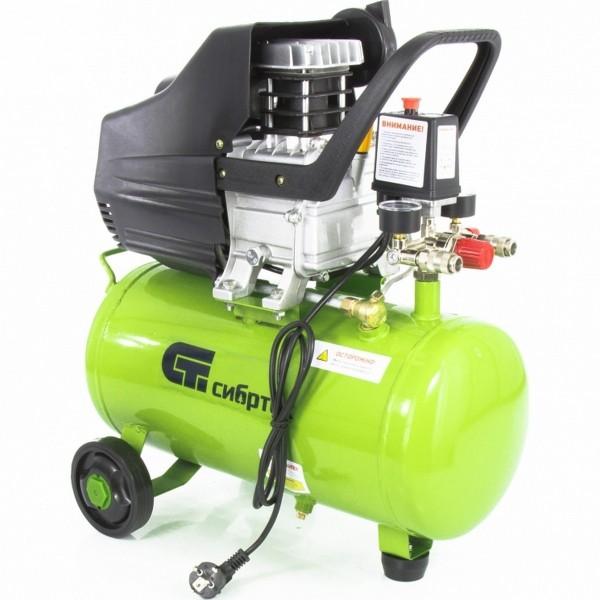 компрессор воздушный кк-1500/24, 1,5 квт, 198 л/мин, 24л, прямой привод, масляный </div> <div class=
