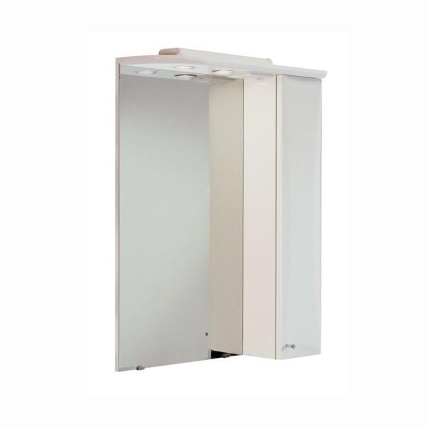 шкаф зеркальный правый акватон джимми 57 1a034002dj01r