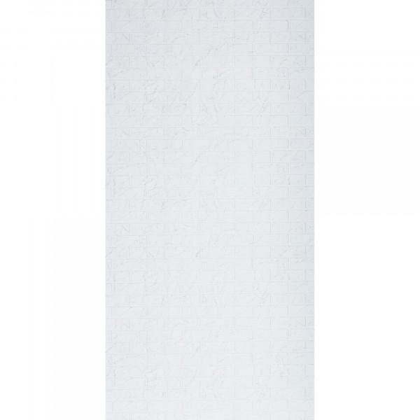 панель стеновая мдф 1220х2440х6мм кирпич арктика