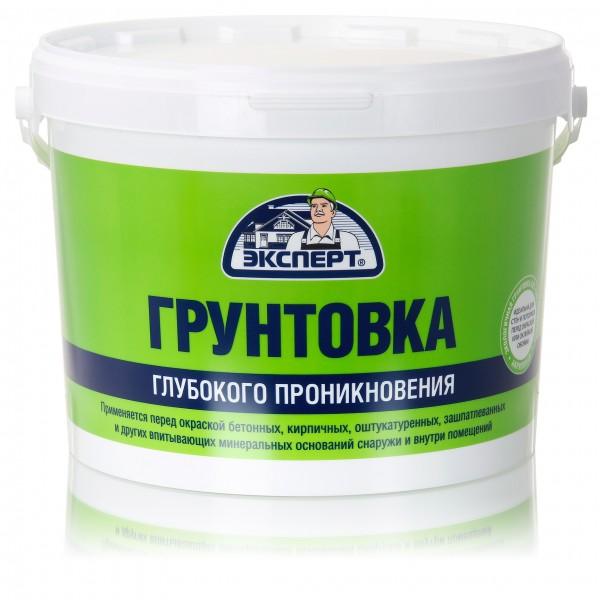 грунтовка глуб.проник. вдак-0181м эксперт 0,9кг