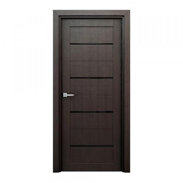 Фото - полотно дверное остекленное орион,3d финиш-пленка 2000х600мм,венге коробочный брус плоский 3d финиш пленка 2070х70х26мм серый