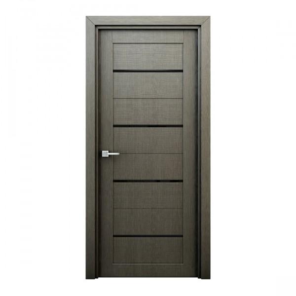 Фото - полотно дверное остекленное орион,3d финиш-пленка 2000х600мм,серый коробочный брус плоский 3d финиш пленка 2070х70х26мм серый