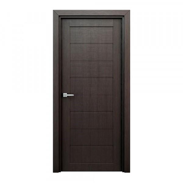 Фото - полотно дверное глухое орион,3d финиш-пленка 2000х600мм,венге коробочный брус плоский 3d финиш пленка 2070х70х26мм серый