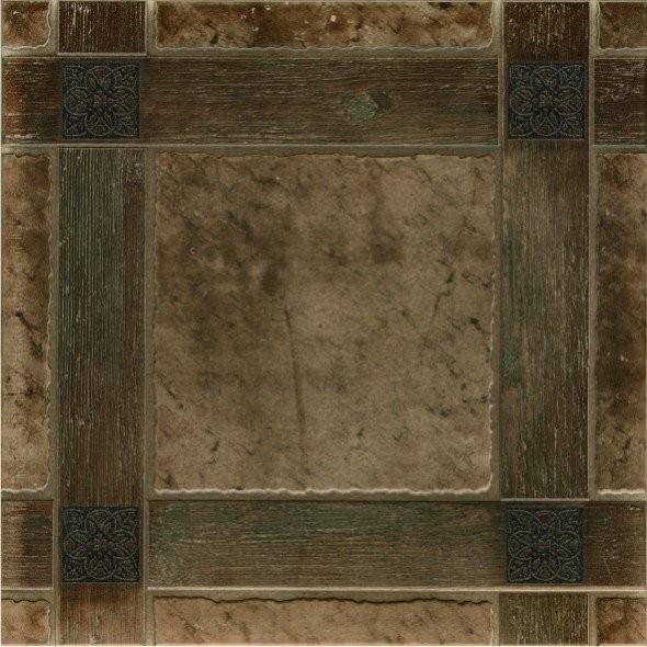 керамогранит шато 4 50*50 коричневый /37,50/