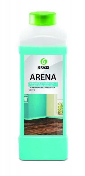средство для мытья полов arena 1л нейтральное средство моющее для полов grass arena 1л