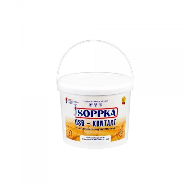 бетон-контакт для osb soppka 7кг