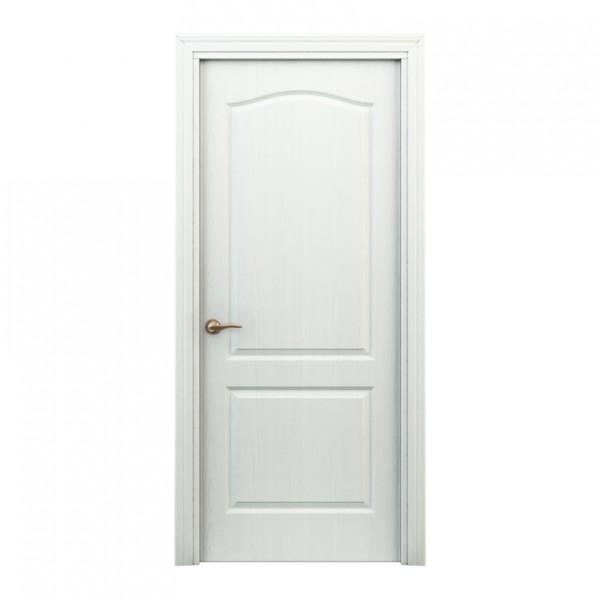 Фото - полотно дверное глухое палитра,3d финиш-пленка 2000х800мм,белый коробочный брус плоский 3d финиш пленка 2070х70х26мм серый