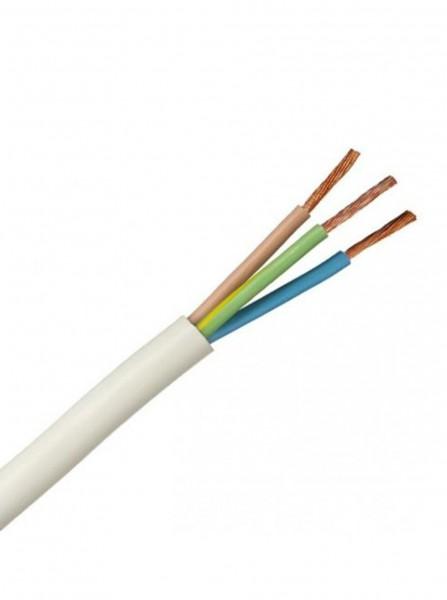 провод электрический пвс 3х2,5 (20м)