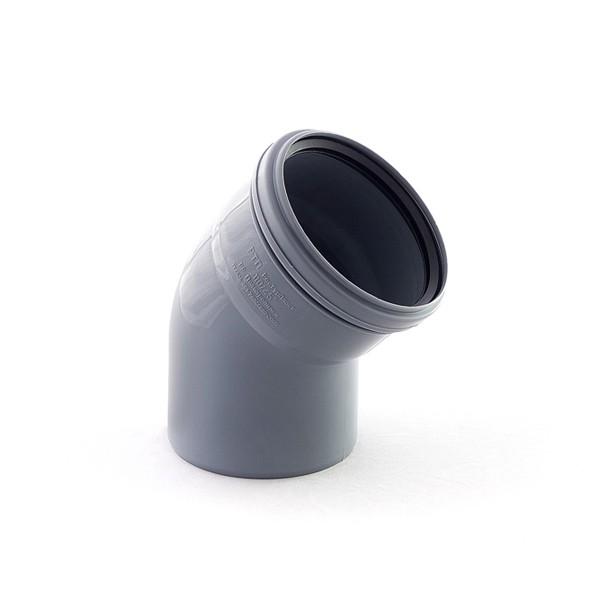 отвод канализационный 110*45