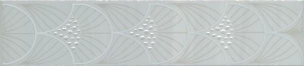 керамический бордюр 25х5,4 сияние 2 бордюр настенный 40 5х6 2 дефиле неро черный