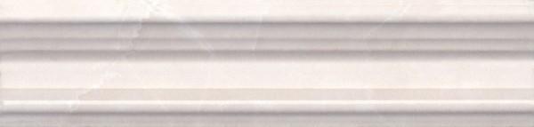 керамический бордюр 20х5 багет баккара беж