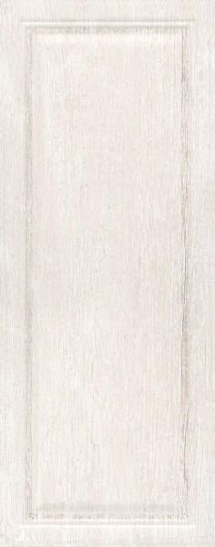 керамическая плитка 20х50 кантри шик белый панель
