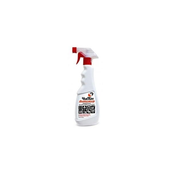 средство чистящее для кухни чистин антижир универсальное спрей 500мл 13551