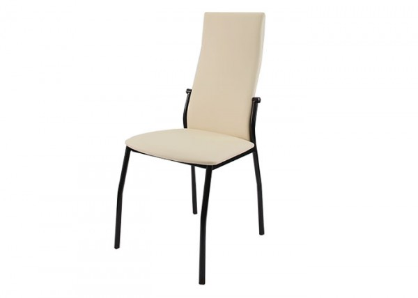 стул галс черный каркас/ бежевый недорого