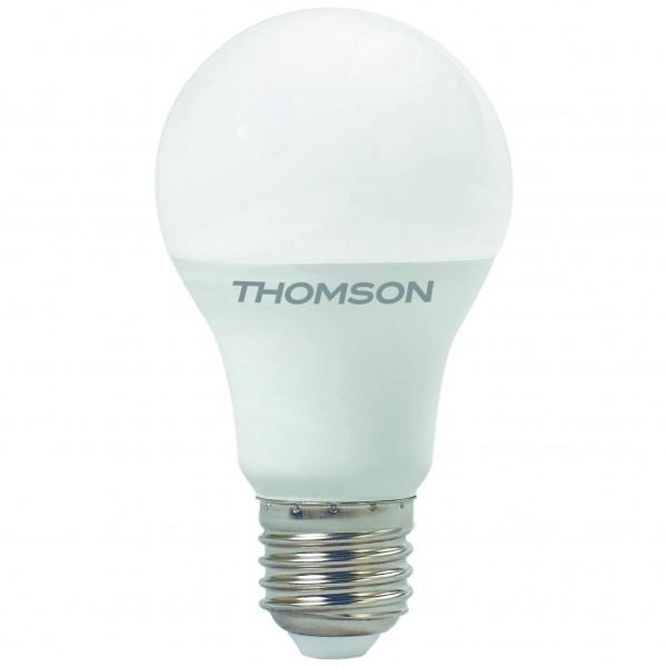 лампа светодиодная thomson th-b2001 led a60 7w 630lm e27 3000k