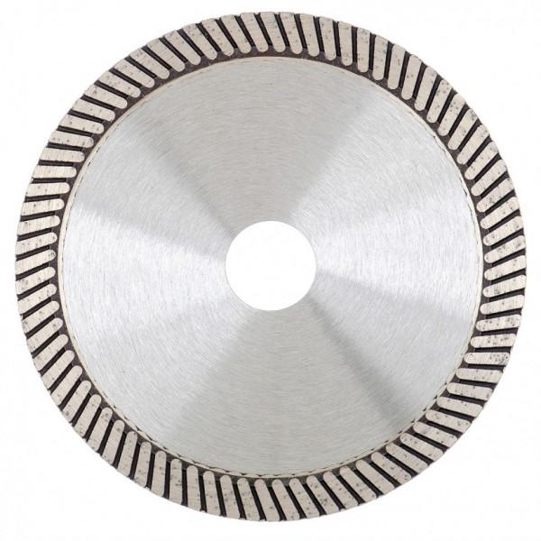 Фото - диск алмазный ф230х22,2мм турбо сухое резание gross 730347 алмазный диск gross 115х22 2мм 73028