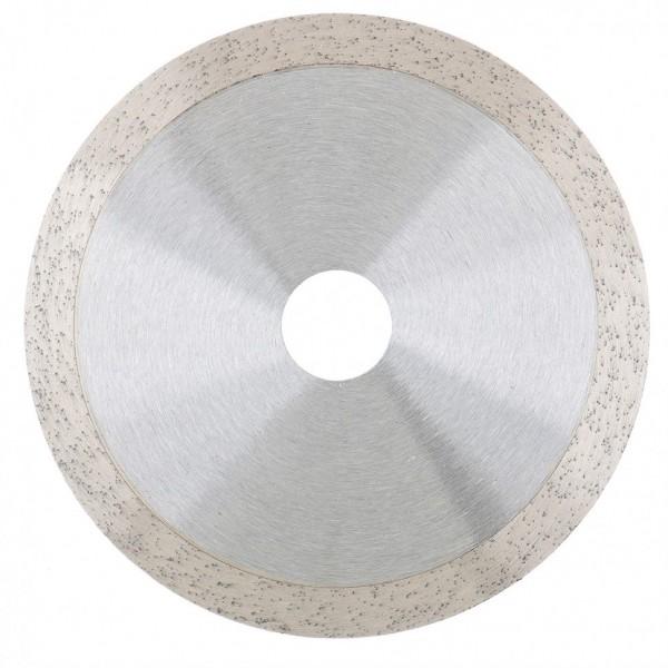 Фото - диск алмазный ф125х22,2мм сплошной мокрое резание gross 730387 алмазный диск gross 115х22 2мм 73028