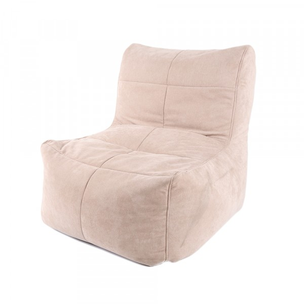 пуф кресло модуль (бежевый)