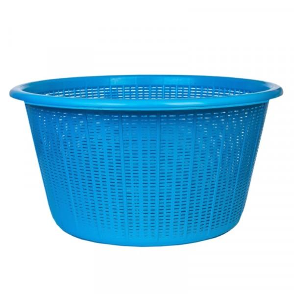 Фото - корзина универсальная 22л sparkplast круглая синяя is30001 svip корзина универсальная ajur 7 л венге