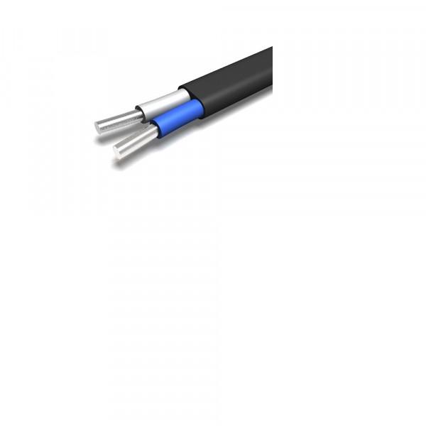 провод электрический аввг-п 2х2,5 (пл.)