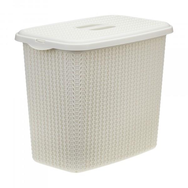 контейнер для стирального порошка 6л вязание белый идея м1244 контейнер для стирального порошка м пластика 5л пластик