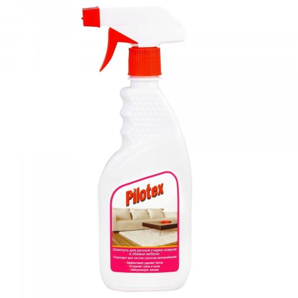 Фото - средство для ручной чистки ковров и обивки мебели 500мл pilotex 116 pro brite textile cleaner чистящее средство для ковров и мягкой мебели 500мл