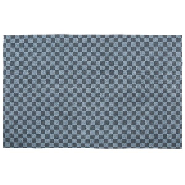 коврик придверный влаговпитывающий 40х60см sunstep 72-001