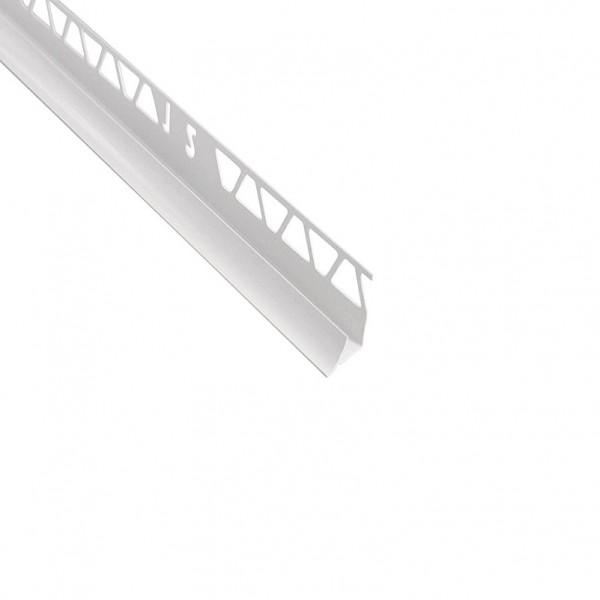 угол внутренний для плитки 9-10 мм х 2,5 м белый тп10002598