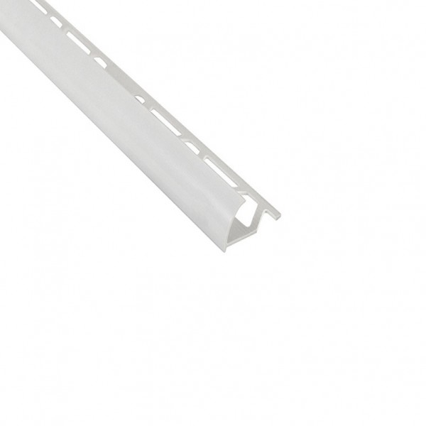 угол наружный для плитки 9-10 мм х 2,5 м серый тп10008116