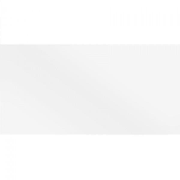 плитка настенная white 25х40 белый матовый 000071