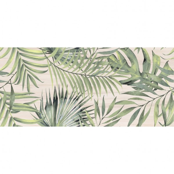 настенная плитка botanica 44х20 многоцветный