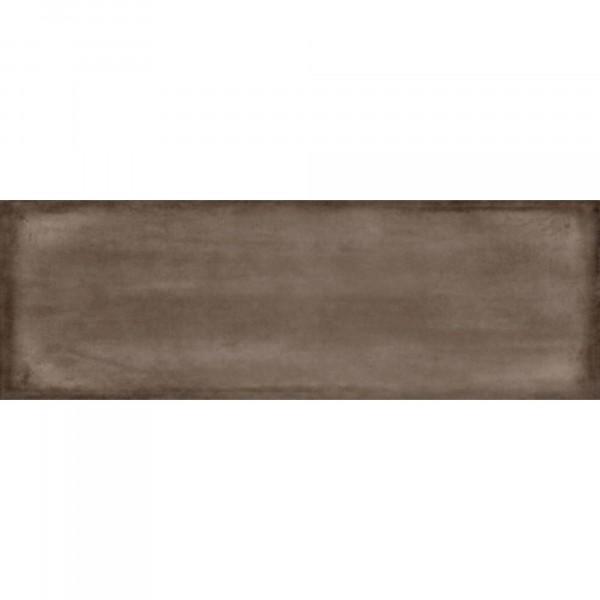 настенная плитка majolica 60 0,207 коричневый
