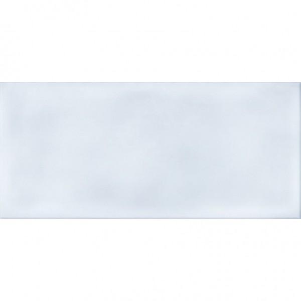 настенная плитка pudra 44х20 рельеф голубой