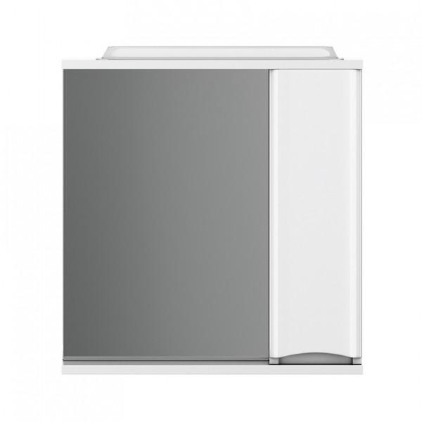 шкаф-зеркало с подсветкой am.pm like 65см m80mpr0651wg белый