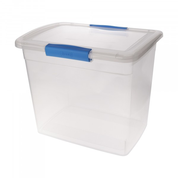 ящик для хранения 20л laconic branq с защелками bq2516