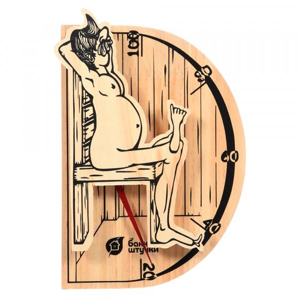 термометр для бани и сауны в здоровом теле-здоровый дух 19,8*13,4*3,3см 18003