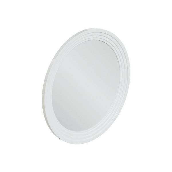 зеркало итана венеция 700х700 (матовый белый)