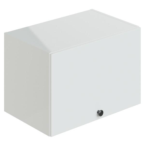 шкаф навесной для прачечной подъемный итана 600х388х400 (белый)