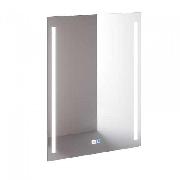 зеркало для ванной итана прадо 60х80 с подсветкой и подогревом