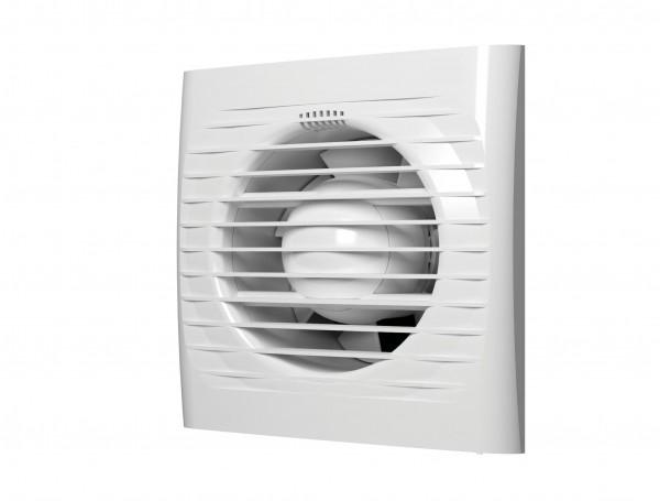 вентилятор вытяжной осевой накладной 100мм optima 4 белый, auramax вытяжной вентилятор pax norte 4