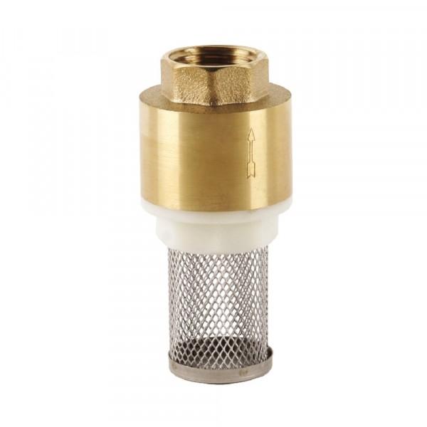 клапан обратный 1/2 с фильтром, mp-у клапан обратный предохранительный с курком для водонагревателя mp у