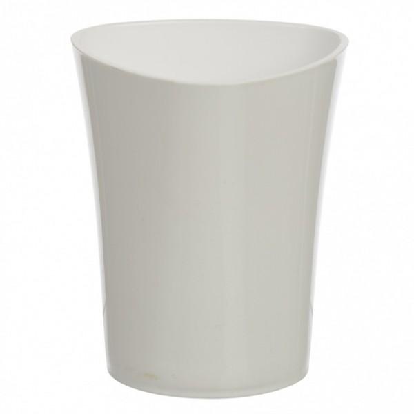 стаканчик smile белый 406-01