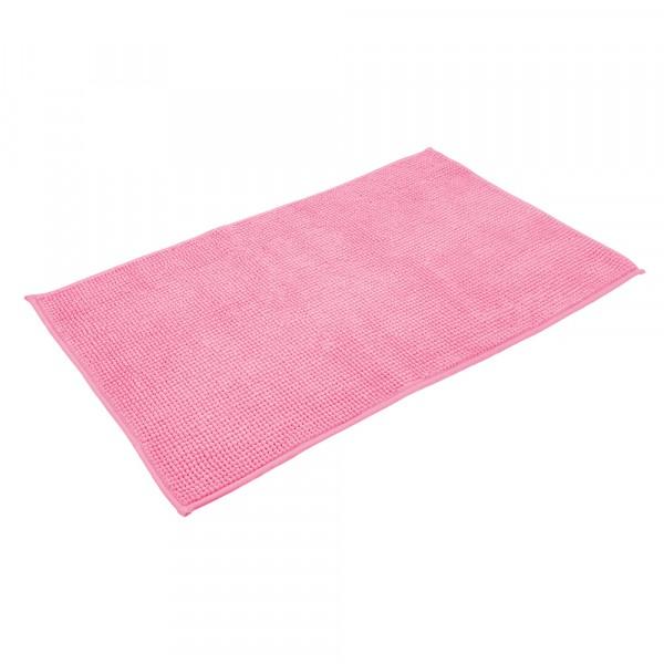 коврик для ванной spa 50*80, розовый