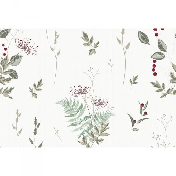 декор керамический botanica 40х27 белый ут-99900331