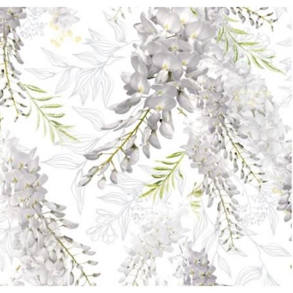 обои 1034-017п пермские обои павлин бумага 0.53x10,05м цветы многоцветный